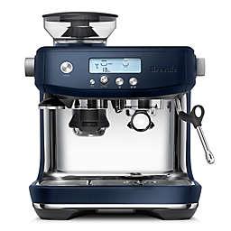 Breville® Barista Pro™ Coffee Machine in Damson Blue