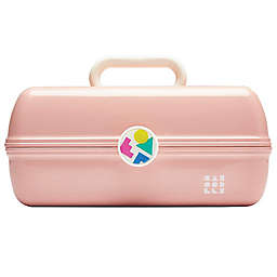 Caboodles® Retro On-The-Go Girl Cosmetics Case in Millennial Pink