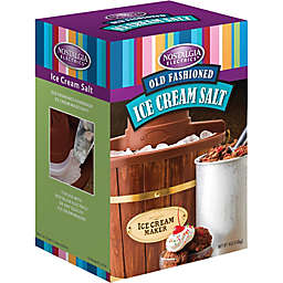 Nostalgia™ Electrics 4 lb. Ice Cream Maker Rock Salt Box