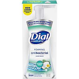 Dial® Complete® 7.5 fl. oz. Foaming Antibacterial Hand Wash in Coconut Water