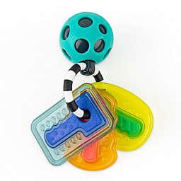 Sassy Drive 'n Drool Keys Peg Toy