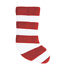 H For Happy™ Candy Stripes Christmas Stocking