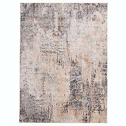 ECARPETGALLERY Phoenix 8' x 10' Area Rug in Grey