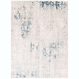 ECARPETGALLERY Everly 6'7 x 9'6 Area Rug in Grey