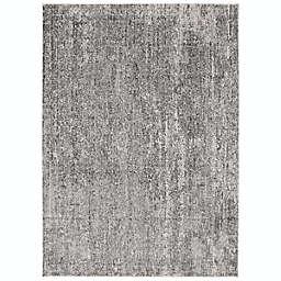 ECARPETGALLERY Isla 6'7 x 9'6 Area Rug in Grey