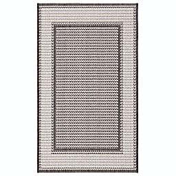 ECARPETGALLERY Maeve 2'2 x 3'7 Indoor/Outdoor Rug in Grey