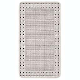 ECARPETGALLERY Nadia 2'2 x 3'11 Indoor/Outdoor Rug in Grey