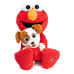 GUND® Sesame Street Dance and Play Elmo and Tango Plush Toy