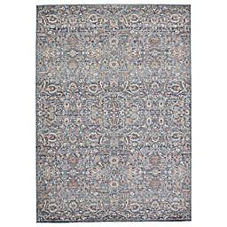 Jaipur Living Anya 6'7 x 9'6 Oriental Area Rug in Grey/Tan