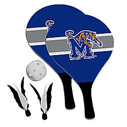 University of Memphis Tigers 2-in-1 Birdie Pickleball Paddle Game Set