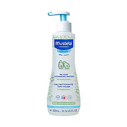 Mustela® 10.1 oz. No-Rinse Cleansing Water for Face and Diaper Area