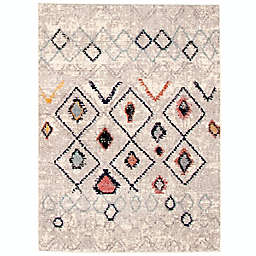 ECARPETGALLERY Morocco Classic Rug in Ivory
