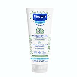 Mustela® 6.76 fl. oz. 2-in-1 Cleansing Gel for Normal Skin