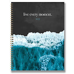 TF Publishing Live in the Waves 2002 Weekly Monthly Planner