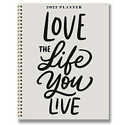 TF Publishing Love Life 2002 Weekly Monthly Planner