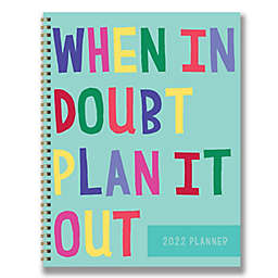 TF Publishing Plan It Out 2002 Weekly Monthly Planner
