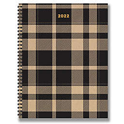 TF Publishing Plaid 2022 Weekly Monthly Planner