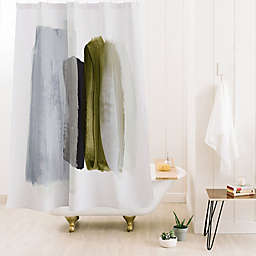 Deny Designs Iris Lehnh Minimalism 1 71-Inch x 74-Inch Shower Curtain