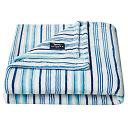 Out Of The FBlue Ultra Soft Plush Throw
