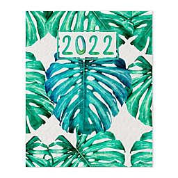 TF Publishing Tropical Foliage Medium 2022 Monthly Planner