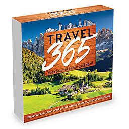 TF Publishing Travel 365 2022 Daily Desktop Calendar