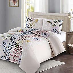 Style Quarters Dahlia Lane Queen Duvet Cover Set