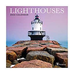 TF Publishing Lighthouses 2022 Mini Calendar