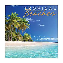TF Publishing Tropical Beaches 2022 Mini Calendar
