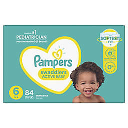Pampers® Swaddlers™ 84-Count Size 6 Super Pack Diapers