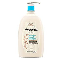 Aveeno® 33 fl. oz. Baby Wash & Shampoo
