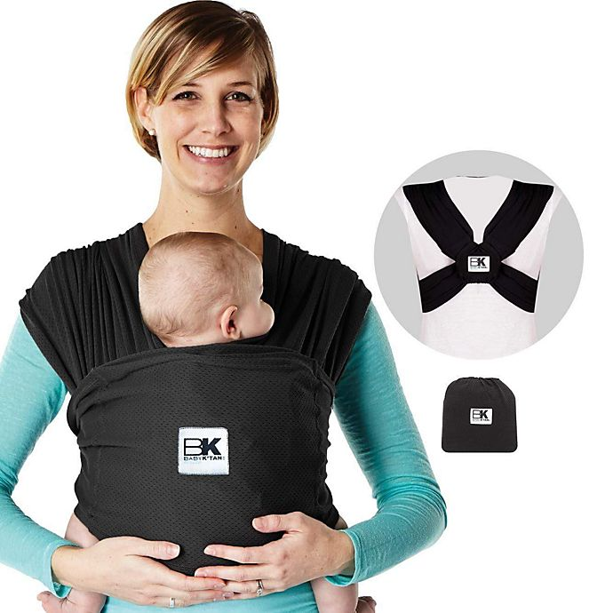 Alternate image 1 for Baby K'tan® Breeze Baby Wrap Carrier