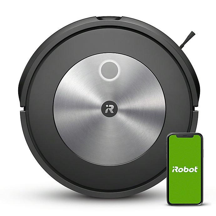 Alternate image 1 for iRobot® Roomba® j7 7150 Wi-Fi® Connected Robot Vacuum