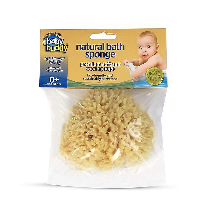 Alternate image 1 for Baby Buddy® Natural Bath Sponge