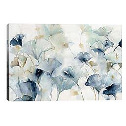 iCanvas Glorious Ginkgo 12-Inch x 8-Inch Canvas Wall Art