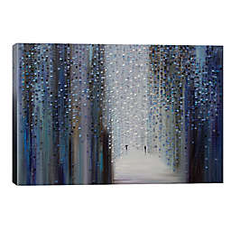 iCanvas Touch of the Rain 26-Inch x 18-Inch Canvas Wall Art