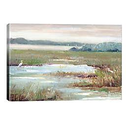 iCanvas Early Morning Magic 18-Inch x 12-Inch Canvas Wall Art