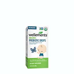 Wellements® Organic Probiotic Drops