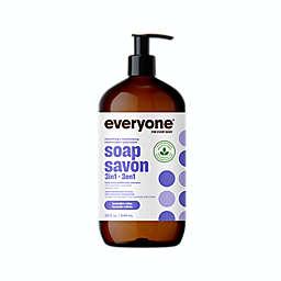 Everyone™ 32 fl. oz. 3-in-1 Botanical Soap in Lavender and Aloe