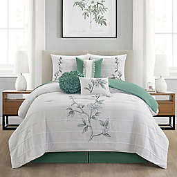 Stratford Park Saira 7-Piece Comforter Set