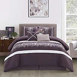 Stratford Park Vanny 7-Piece Comforter Set