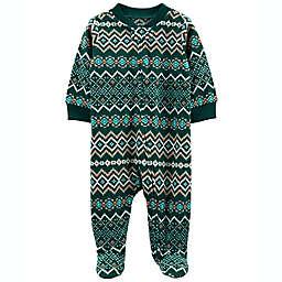 carter's® Zip-Up Fleece Sleep & Play