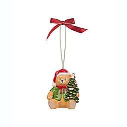 Spode® 4-Inch Christmas Tree Holiday Bear Ornament