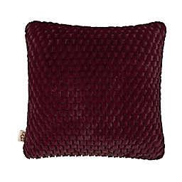 UGG® Polar Faux Fur Textured Decorative Pillow in Snow (Set of 2)