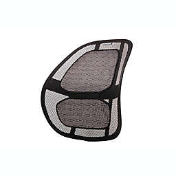 HoMedics® Contouring Back Support in Black