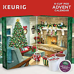 Keurig® Cups of Cheer Advent Calendar K-Cup® Pods 24-Count