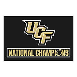 "University of Central Florida 19"" x 30"" Starter Floor Mat"