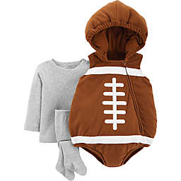 carter's® Size 12M Little Football Halloween Costume in Brown