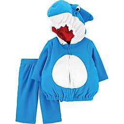 carter's® Size 3-6M Little Shark Baby Halloween Costume in Blue