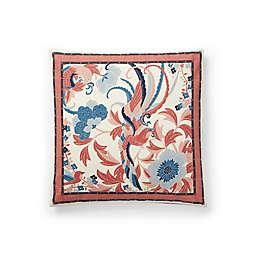 Lauren Ralph Lauren Panel Square Throw Pillow in Cream