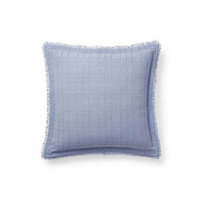 Alternate image 1 for Lauren Ralph Lauren Callen Rectangular Throw Pillow in Blue